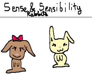 Sense & Sensibility: Rabbits